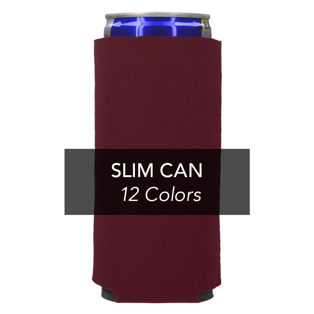 Design Your Own Slim Can Koozee