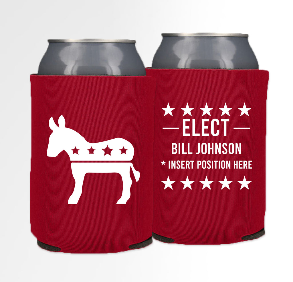 Election Template 04 - Neoprene Can