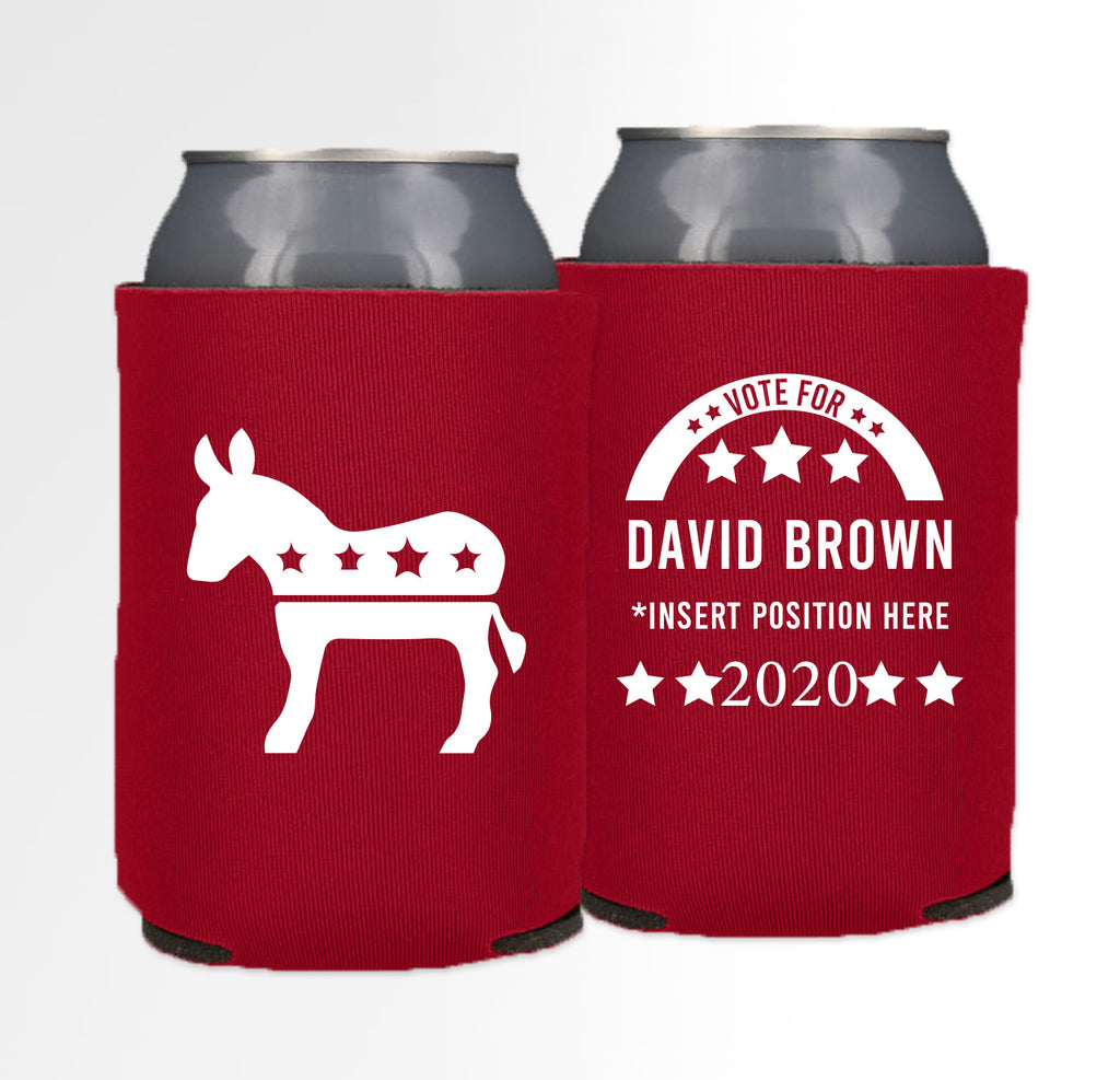 Election Template 07 - Neoprene Can
