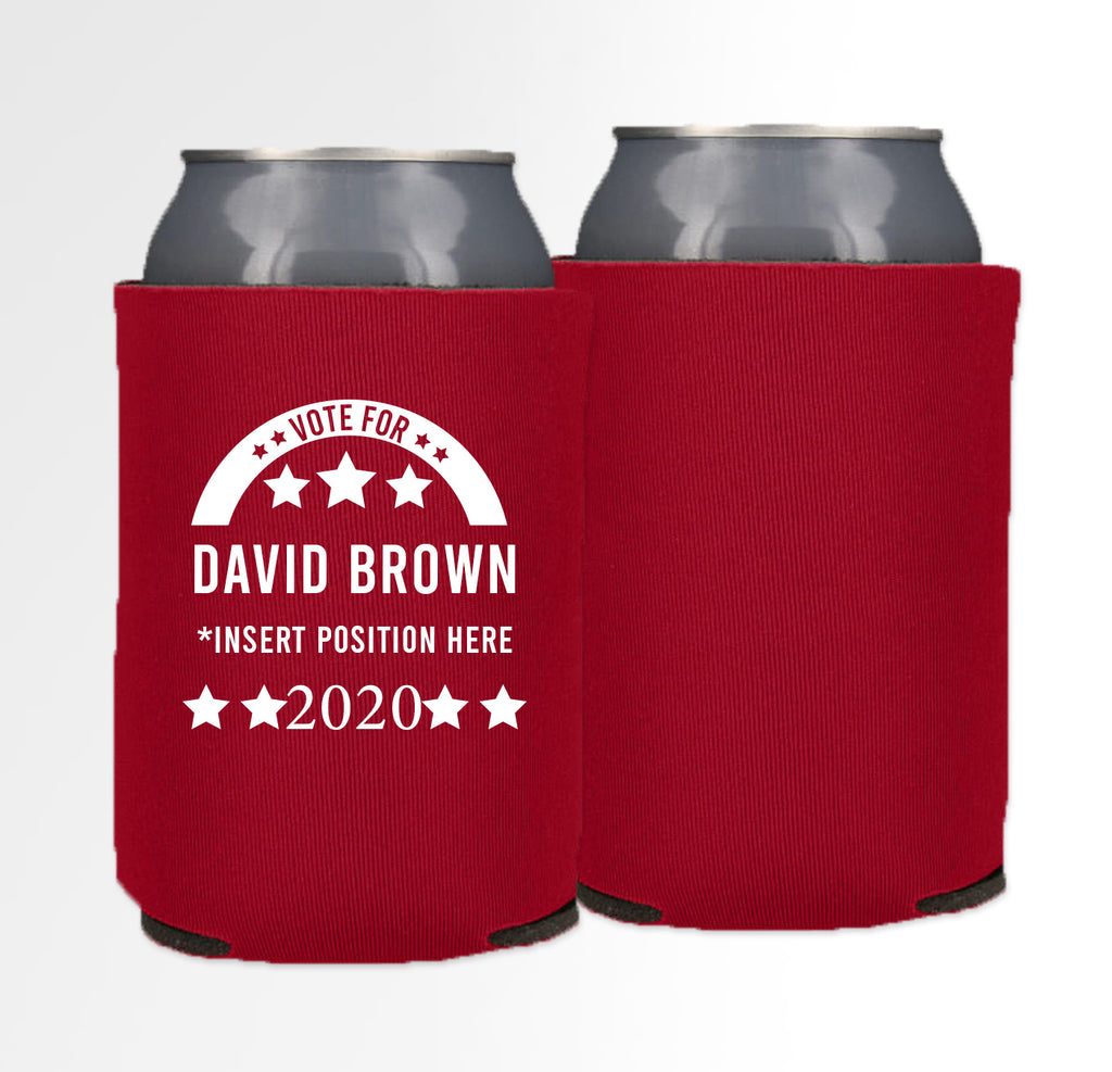 Election Template 08 - Neoprene Can