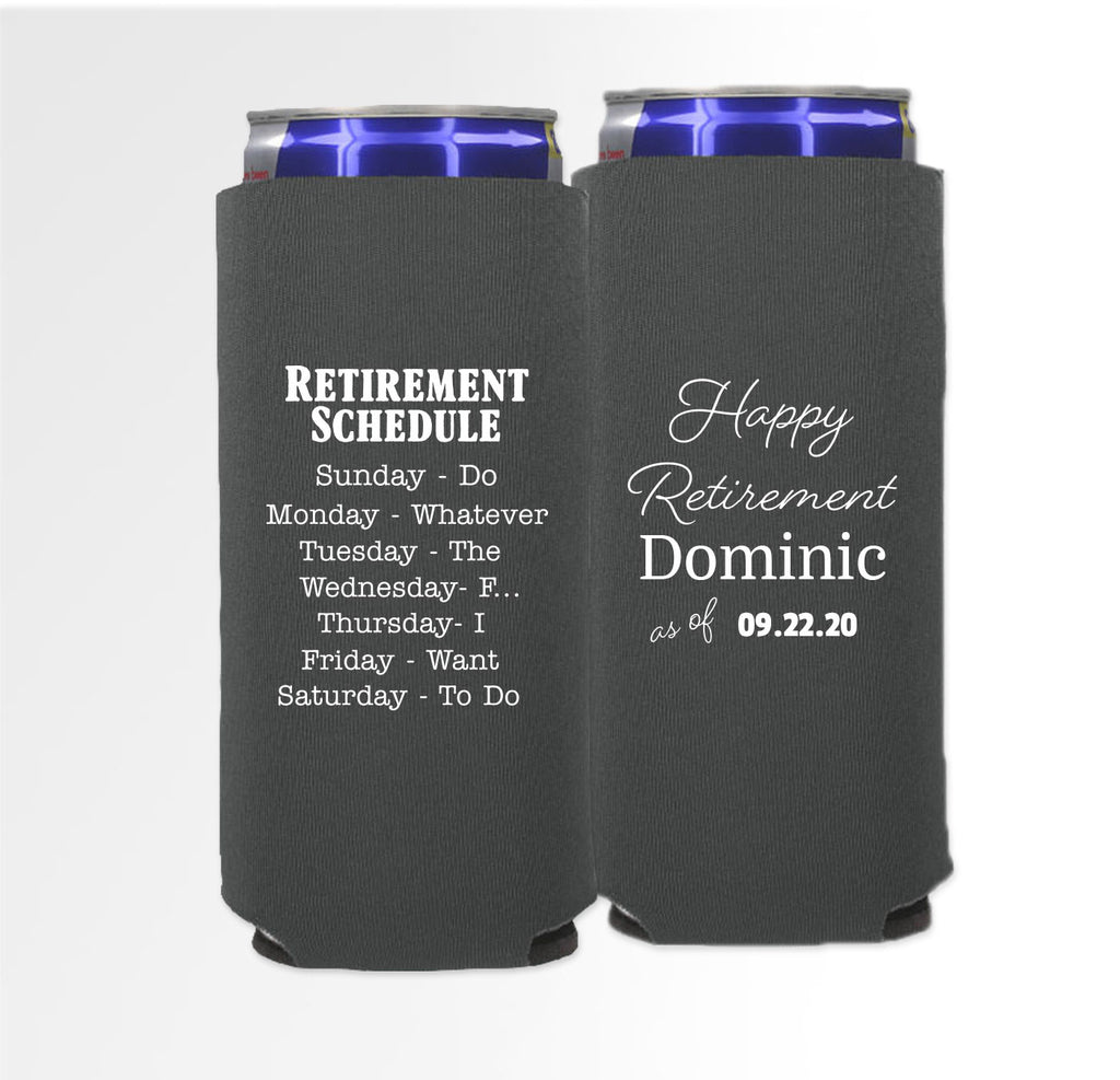 Retirement Template 08 -  Foam Slim Can