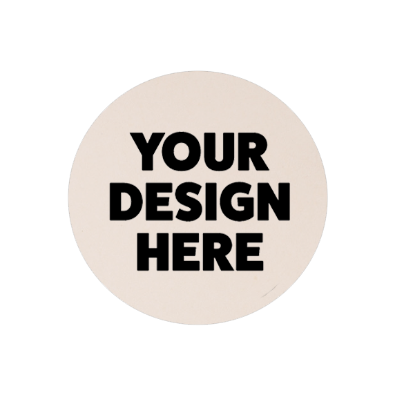 Design Your Own Coaster - Single Sided