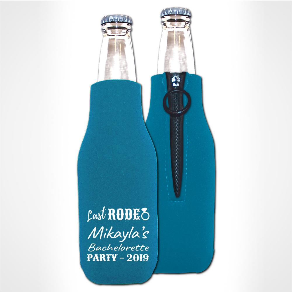 Bachelorette Template 08 A - Neoprene Bottle