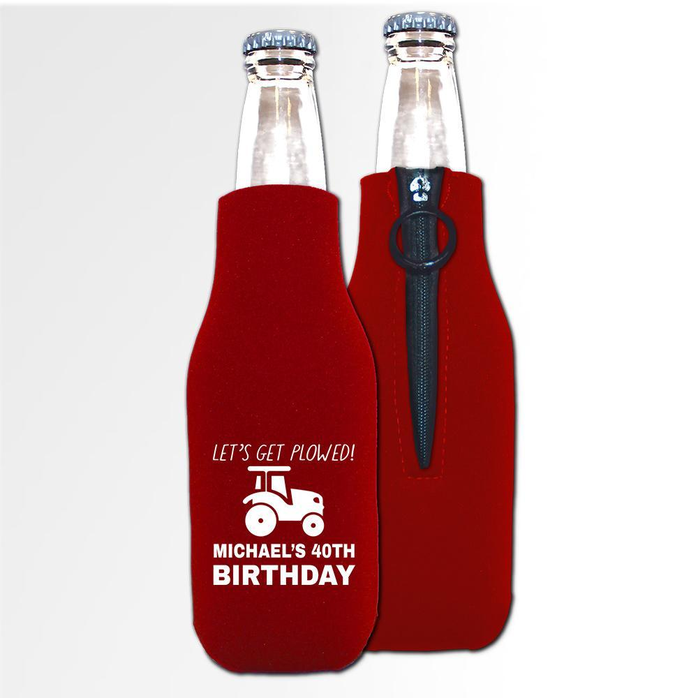 Birthday Template 09 - Neoprene Bottle