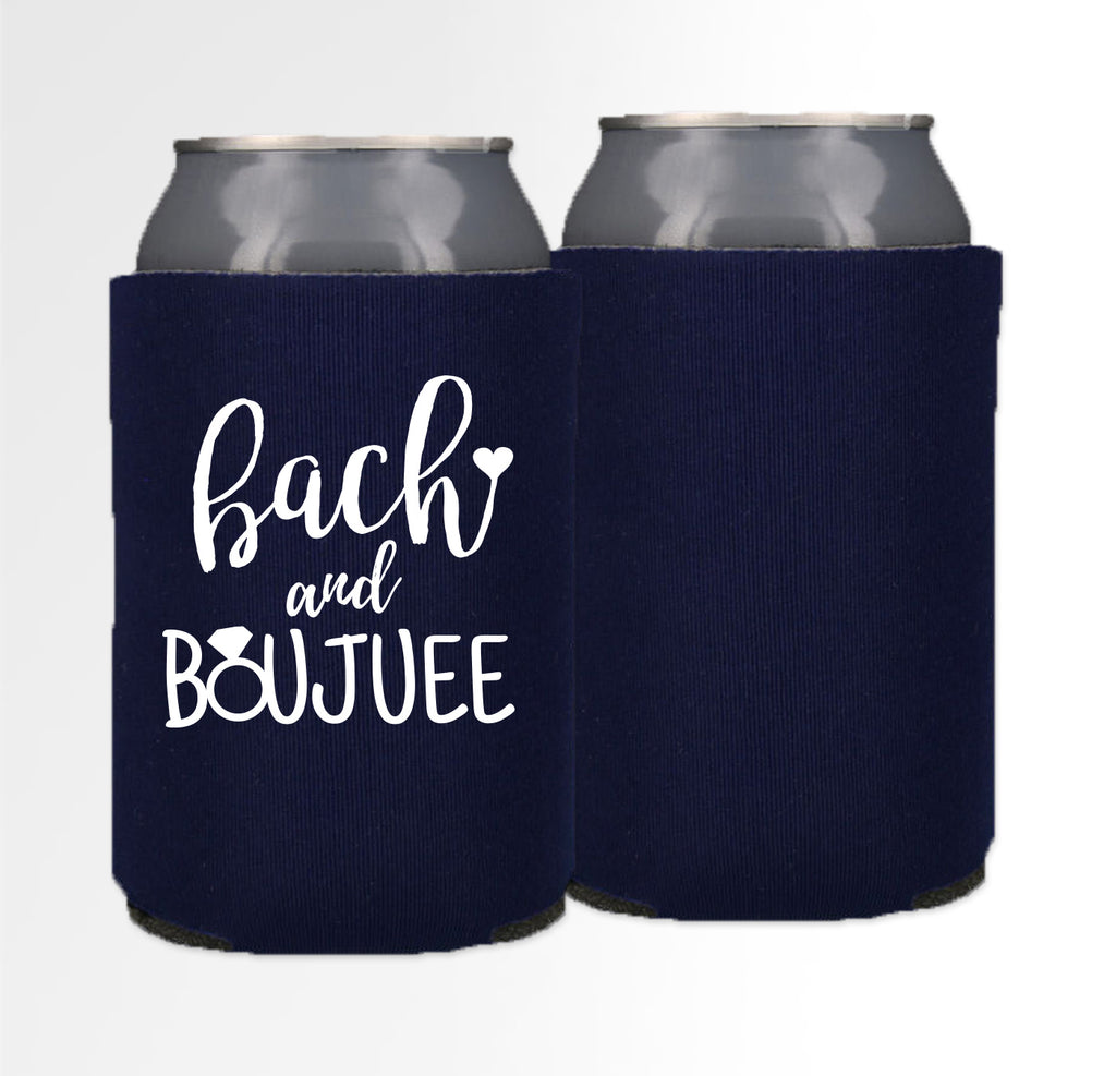 Pre-Printed Foam Can - Boujuee