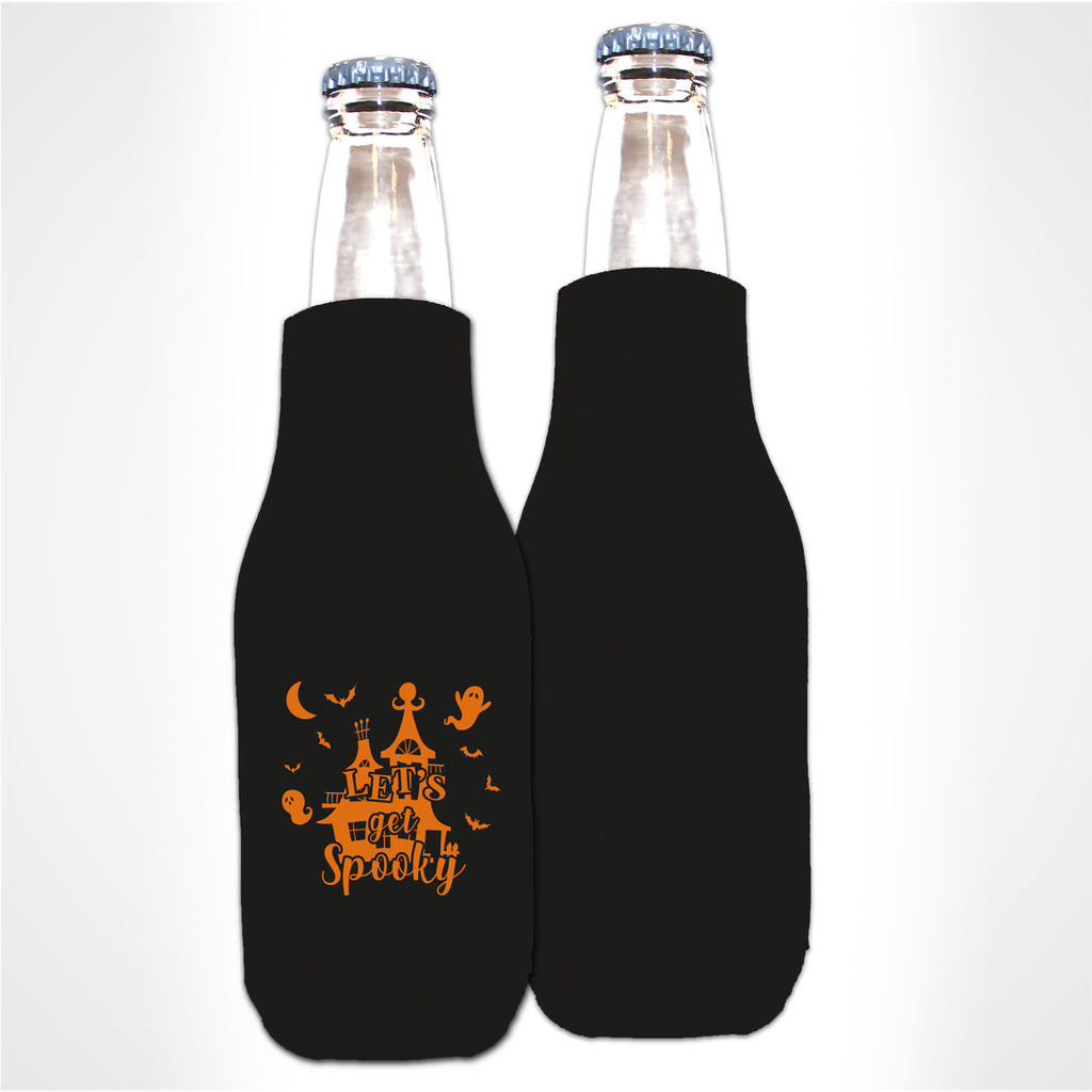 Halloween Template 01A - Foam Bottle