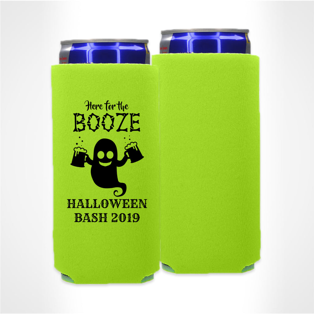 Halloween Template 02 -  Foam Slim Can