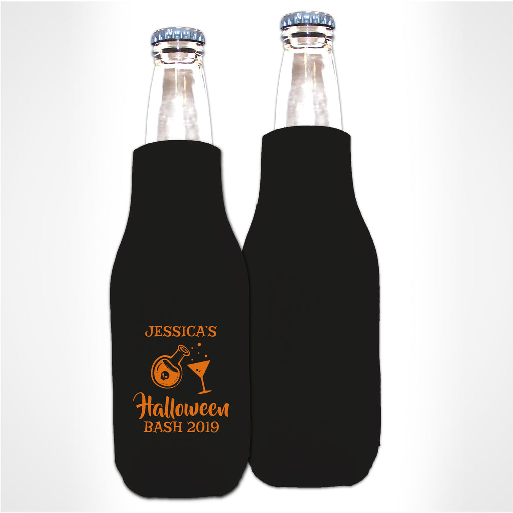 Halloween Template 03B - Foam Bottle