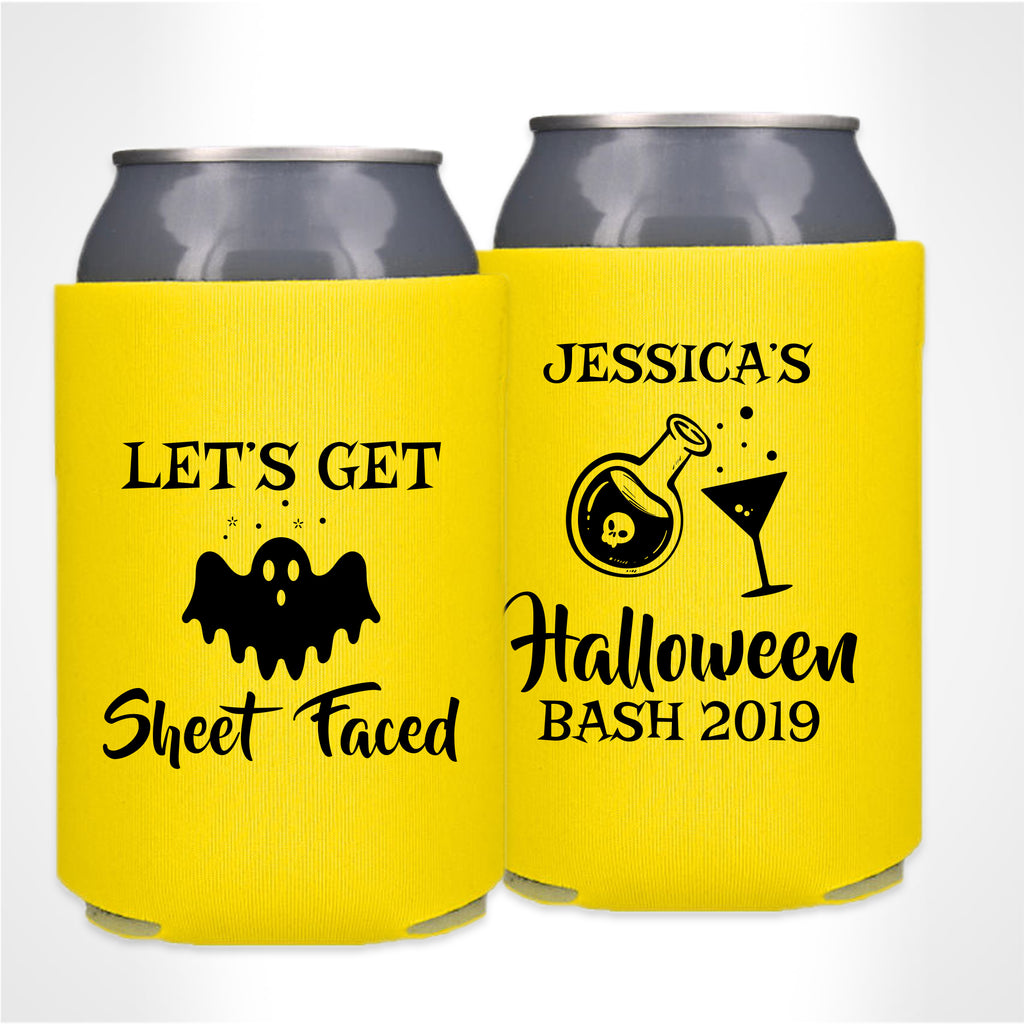 Halloween Template 03 - Foam Can