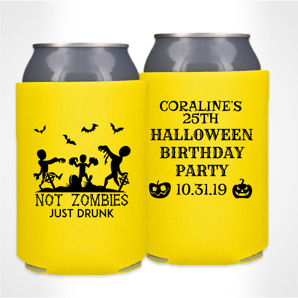 Halloween Template 06 - Foam Can