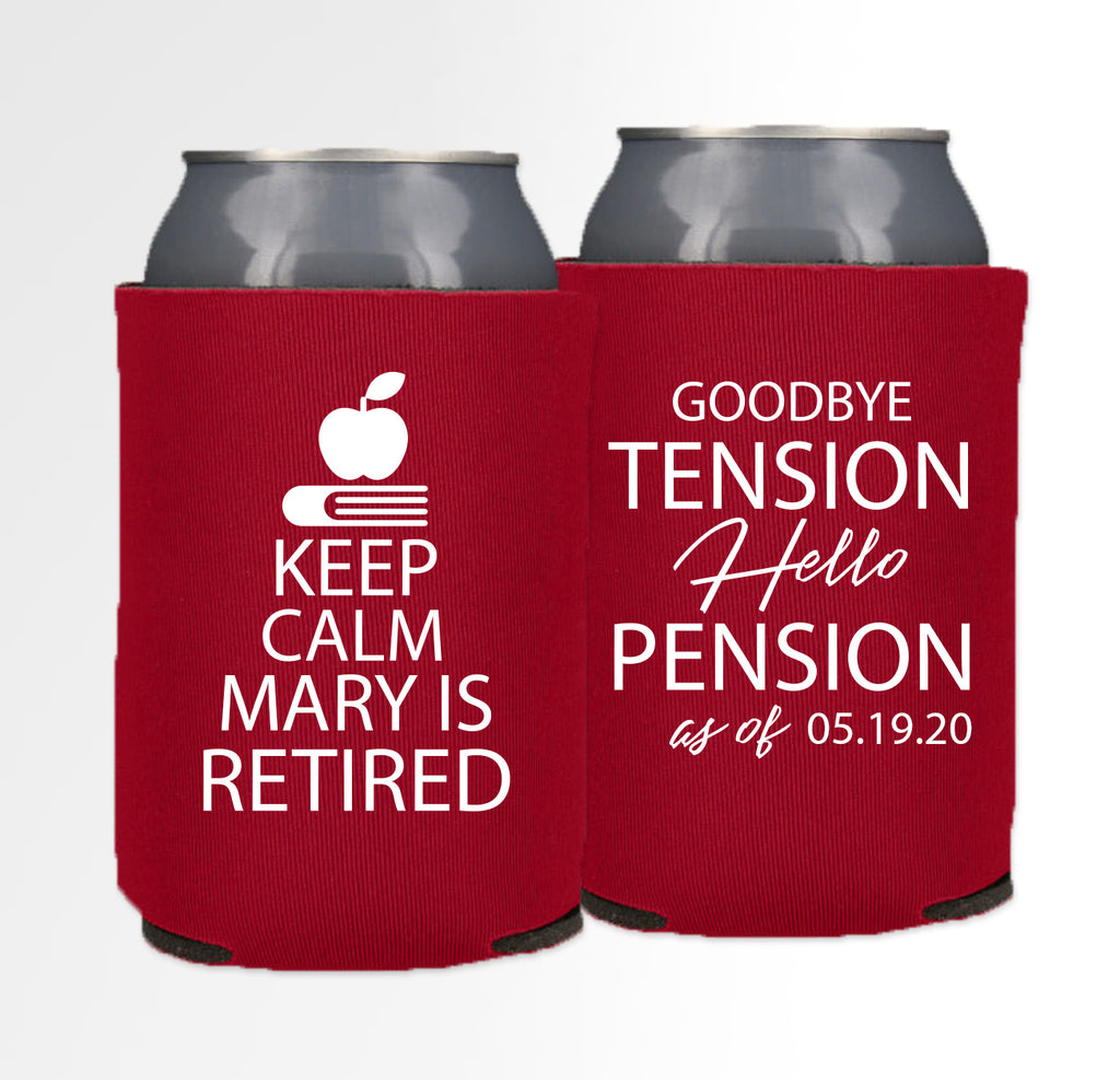 Retirement Template 01 - Neoprene Can