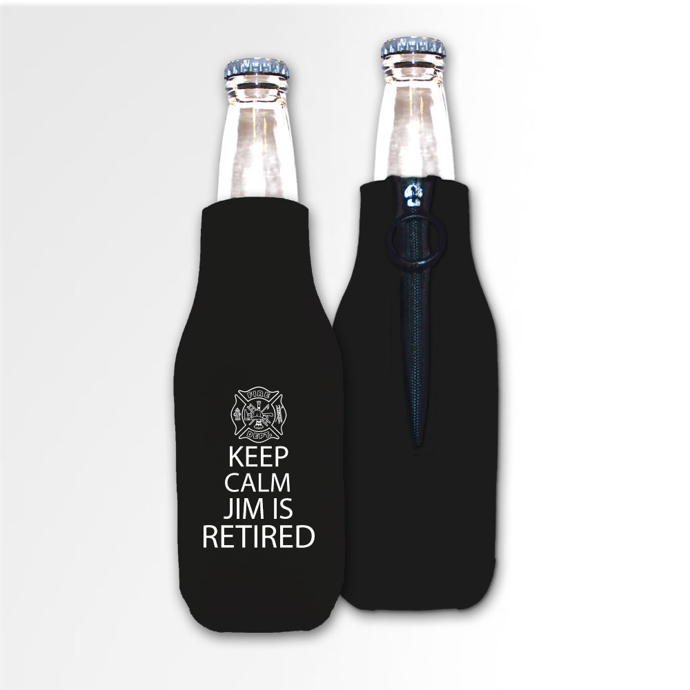 Retirement Template 02A - Neoprene Bottle
