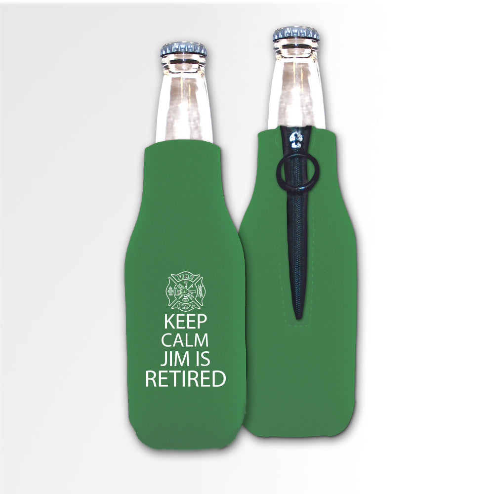 Retirement Template 02A - Foam Bottle
