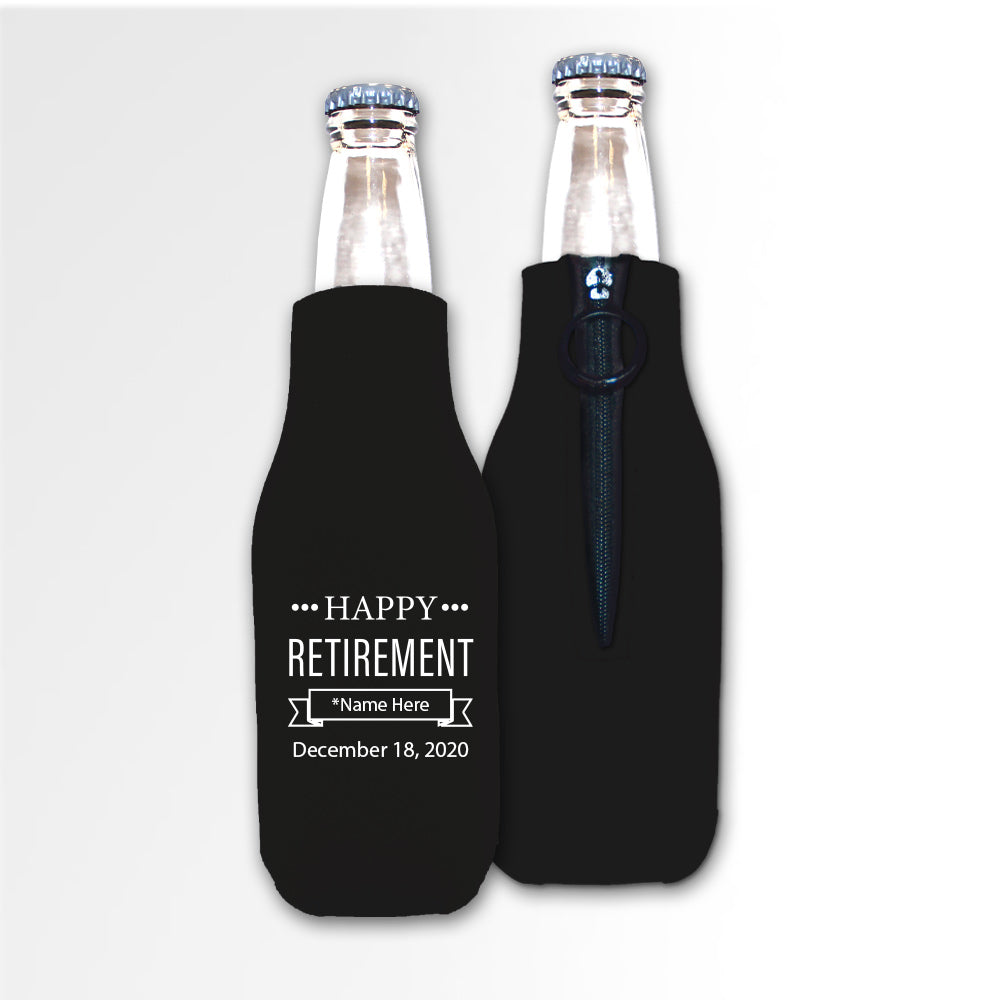 Retirement Template 03A - Neoprene Bottle