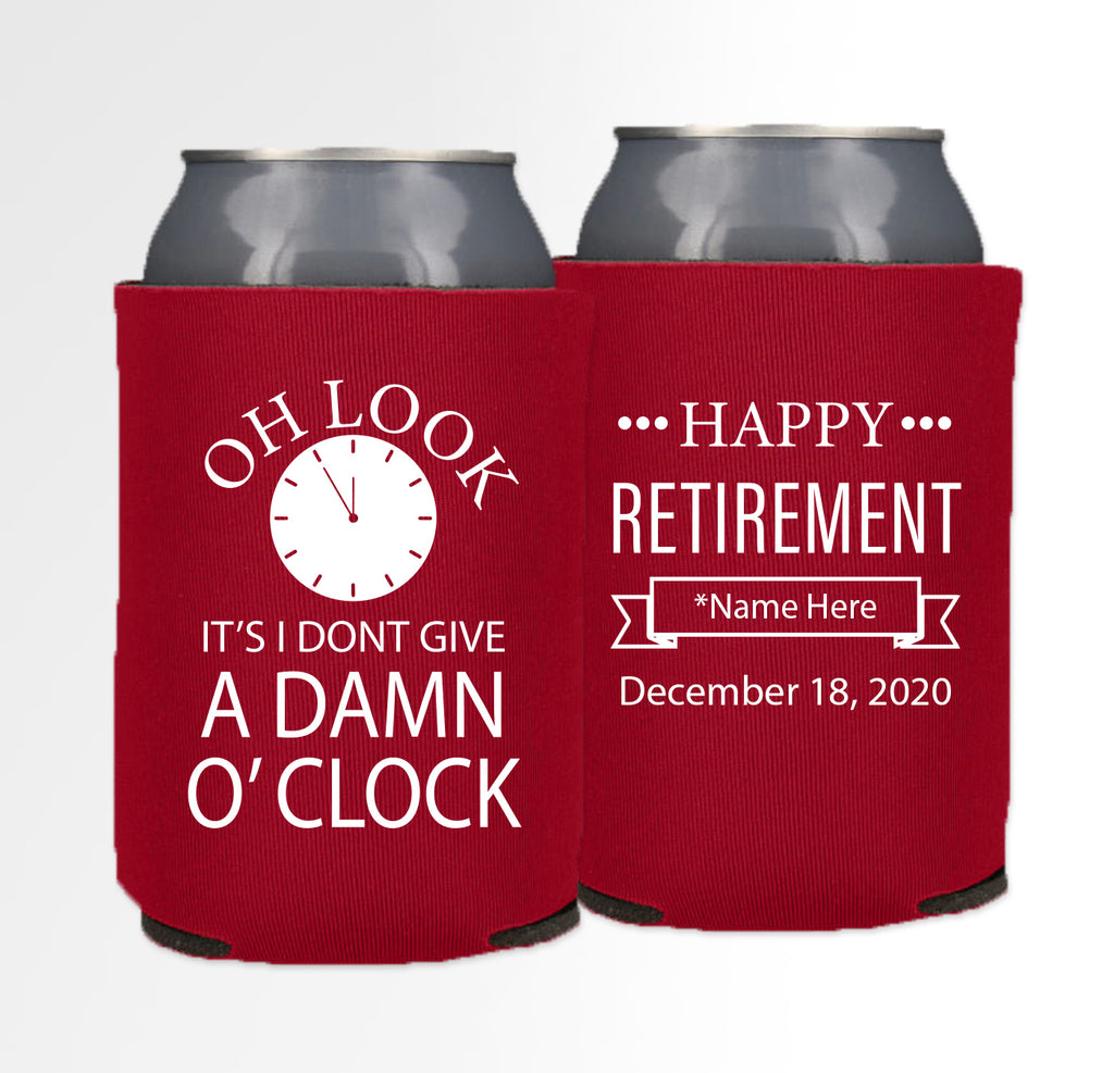 Retirement Template 03 - Neoprene Can