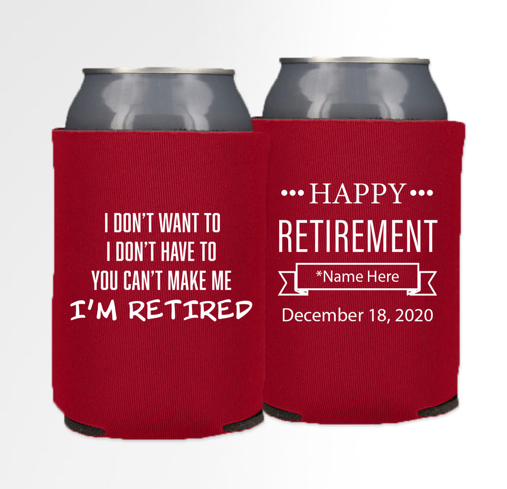 Retirement Template 04 - Neoprene Can
