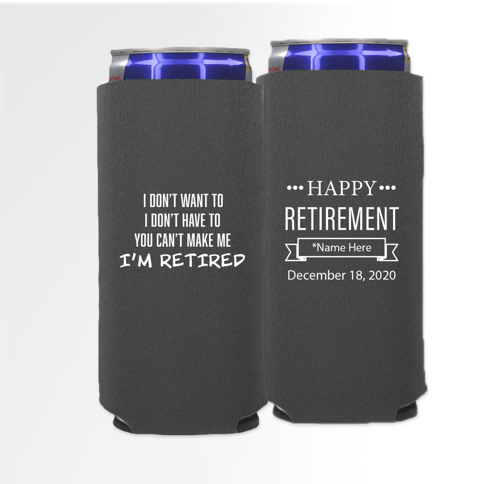 Retirement Template 04 -  Foam Slim Can