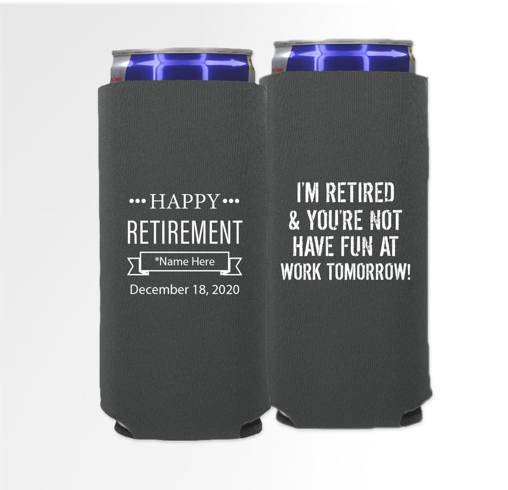 Retirement Template 05 -  Foam Slim Can
