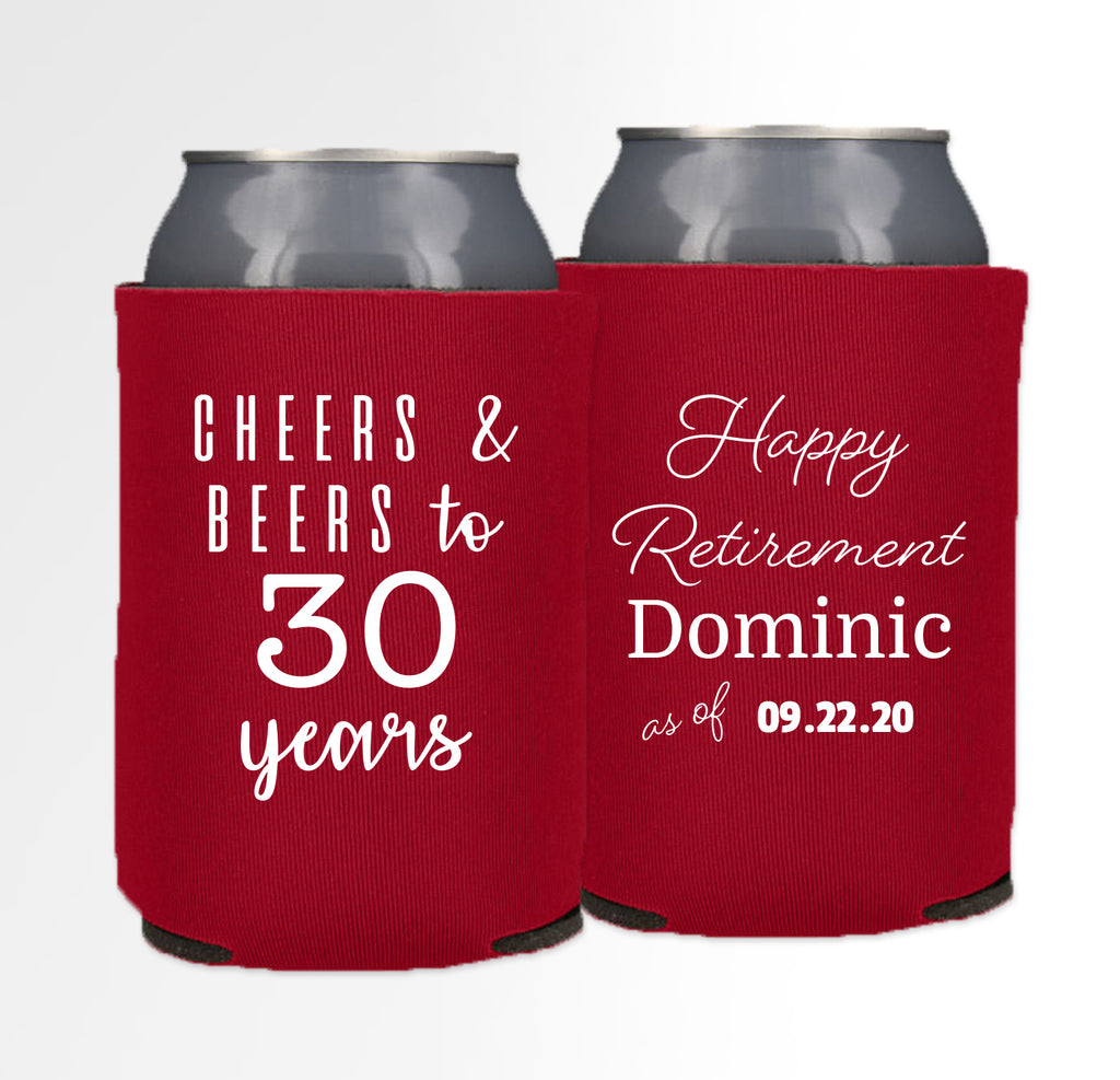 Retirement Template 07 - Neoprene Can