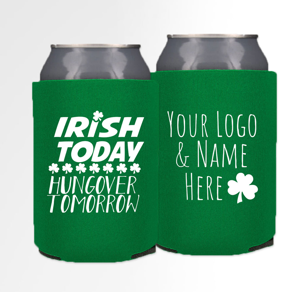 St. Patrick's Day Template 01 - Foam Can