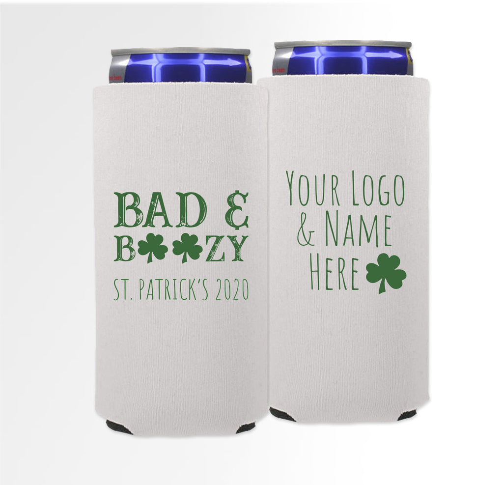 St. Patrick's Day Template 03 -  Slim Can