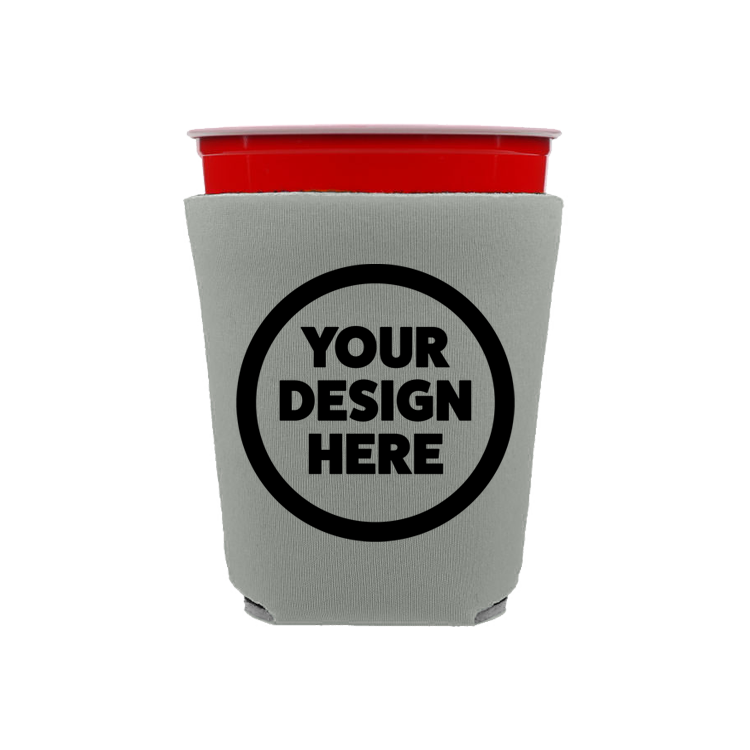 Solo Cup Foam - One Color, Single Side Print