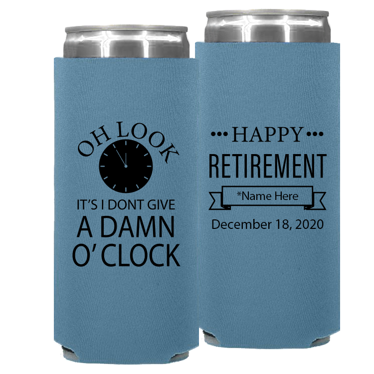 Retirement Template 03 – Neoprene Slim Can