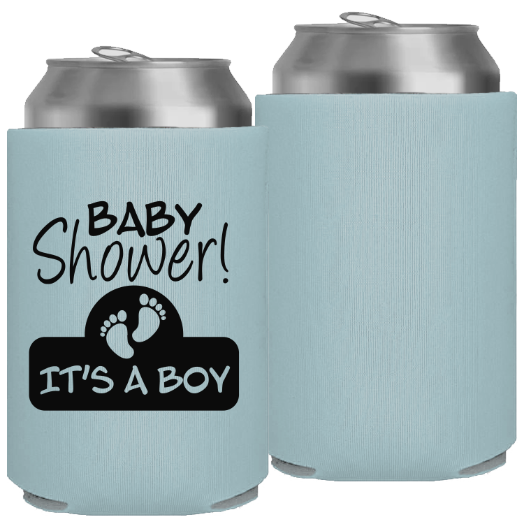 Baby Shower Template 04 - Foam Can