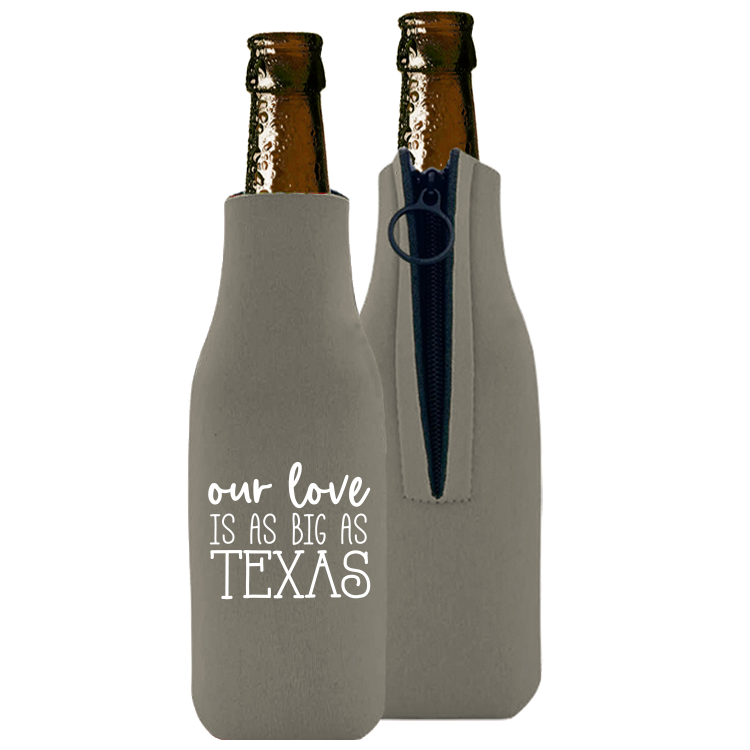 Wedding Template 84 - Neoprene Bottle