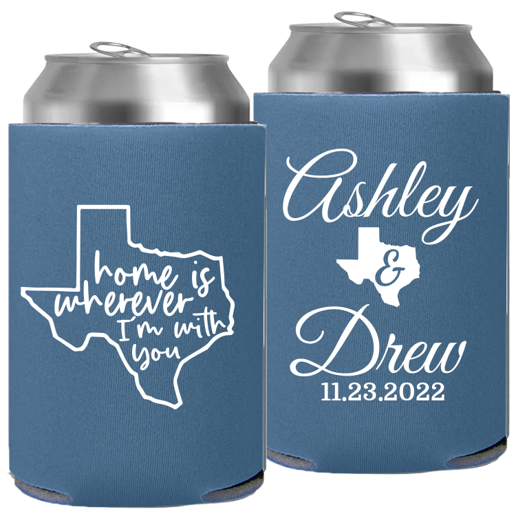 Wedding Template 89 - Foam Can