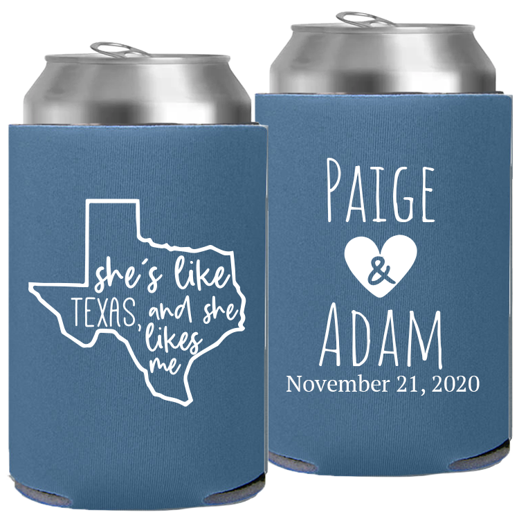 Wedding Template 90 - Foam Can