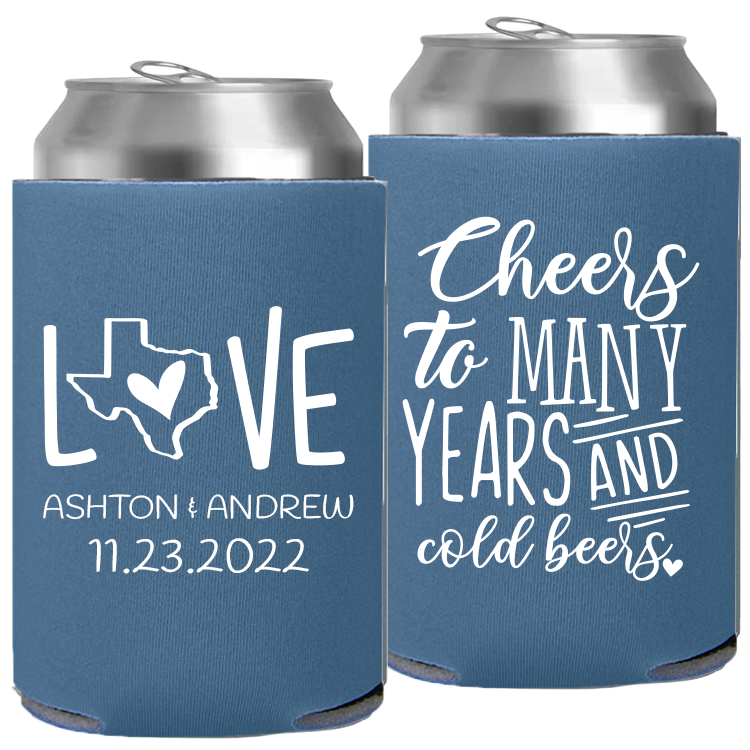 Wedding Template 91 - Foam Can