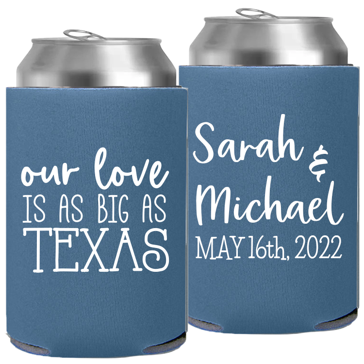 Wedding Template 92 - Foam Can
