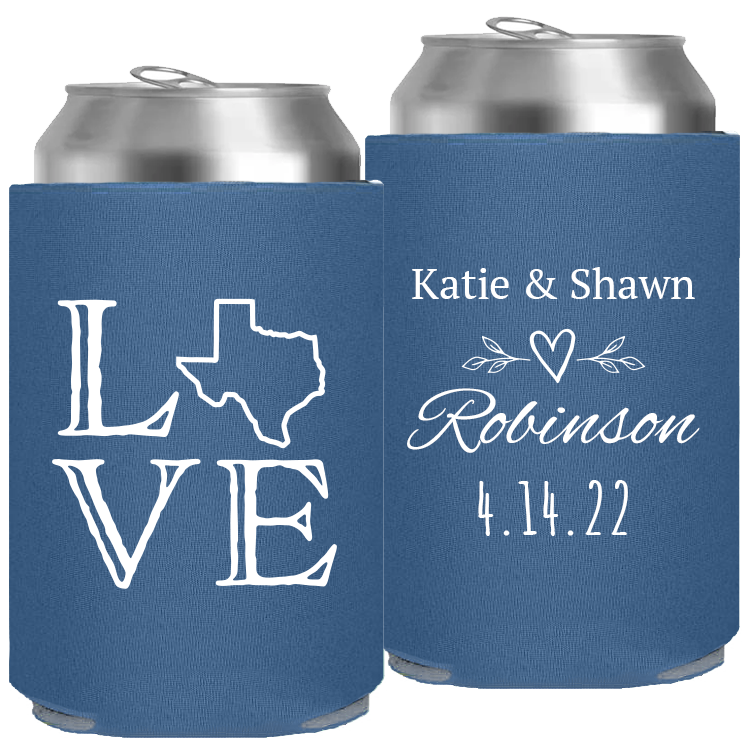Wedding Template 94 - Foam Can