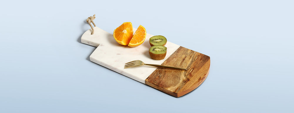 Cheese boards, platters and serveware