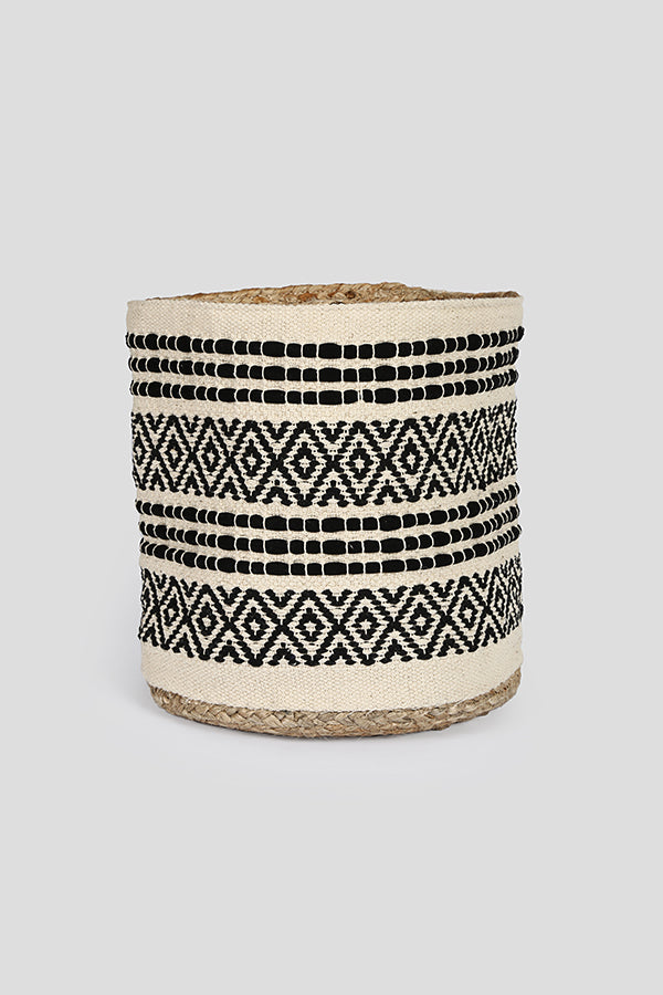 Jute Fabric Basket