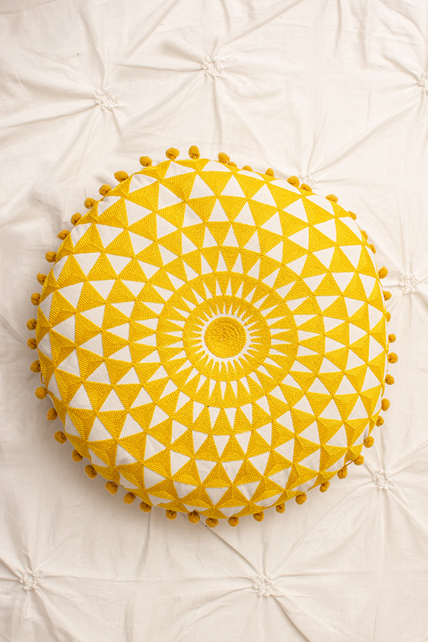 Daphne Sunshine Cushion