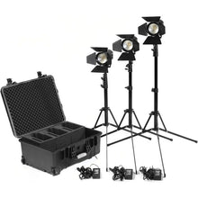 3 x Practilite 602 kit with stands - (Kit-1)
