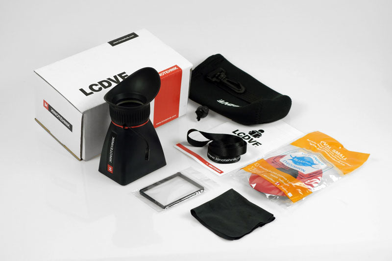 LCDVF 3/2 optical viewfinder