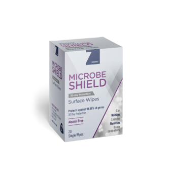 Microbe Shield Surface Sanitiser Wipes | All Sizes