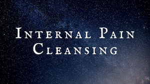 Internal Pain Cleansing