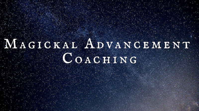 Magickal Advancement Coaching