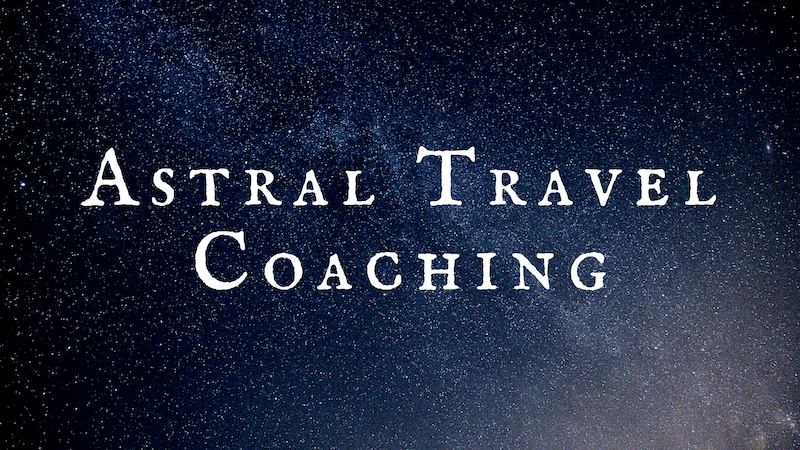 Astral Travel Coaching