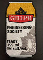 Guelph Engineering Original Draught Patch