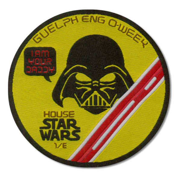 Star Wars House Patch O-week 2020