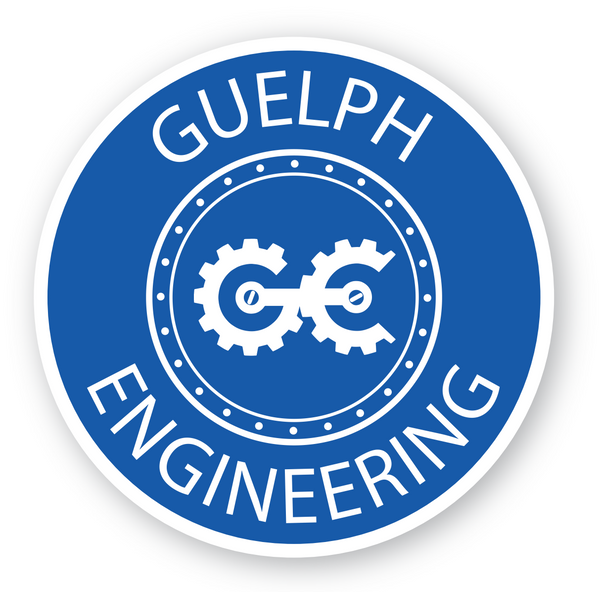 Guelph Engineering Sticker