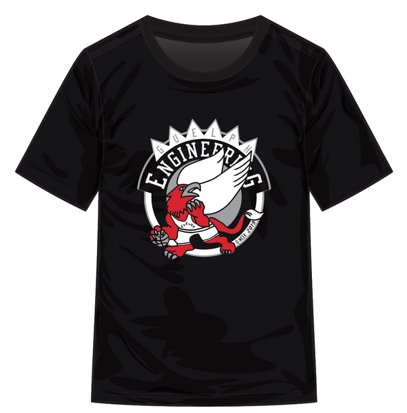 Raptors Engineering Shirt (O-Week 2019) Black