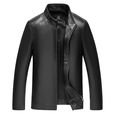 Fans' Genuine Leather Jacket.