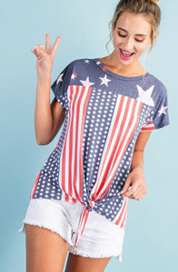Stars & Stripes Top