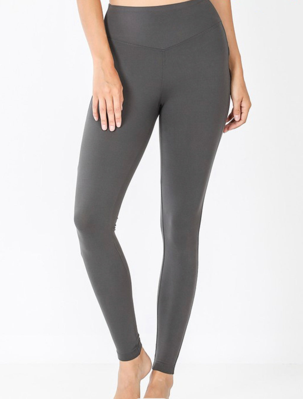 Buttery Soft Wide Waistband Leggings